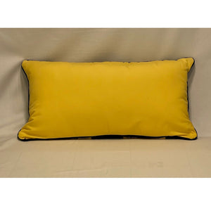 Large Outdoor Lumbar Pillow