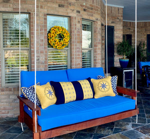 Outdoor Daybed Porch Swing