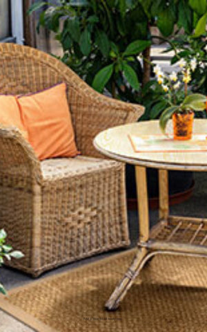 Outdoor Rugs and Cushions