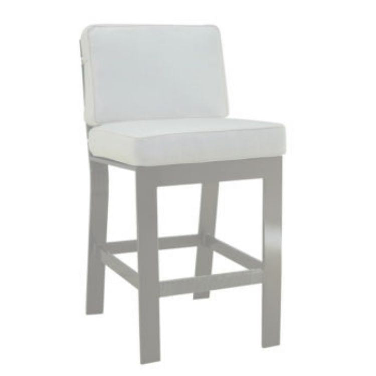 Trento Cushioned Counter Stool