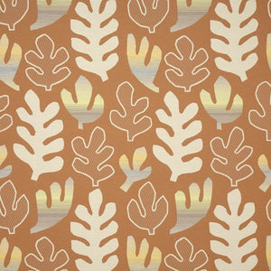 Sunbrella Canvas Terra Cotta Fabric