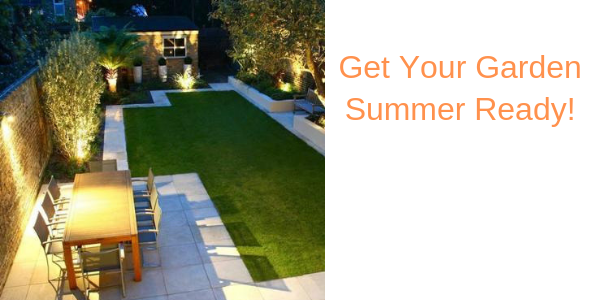 Outdoor Lights - Brighten up your Garden this Summer!