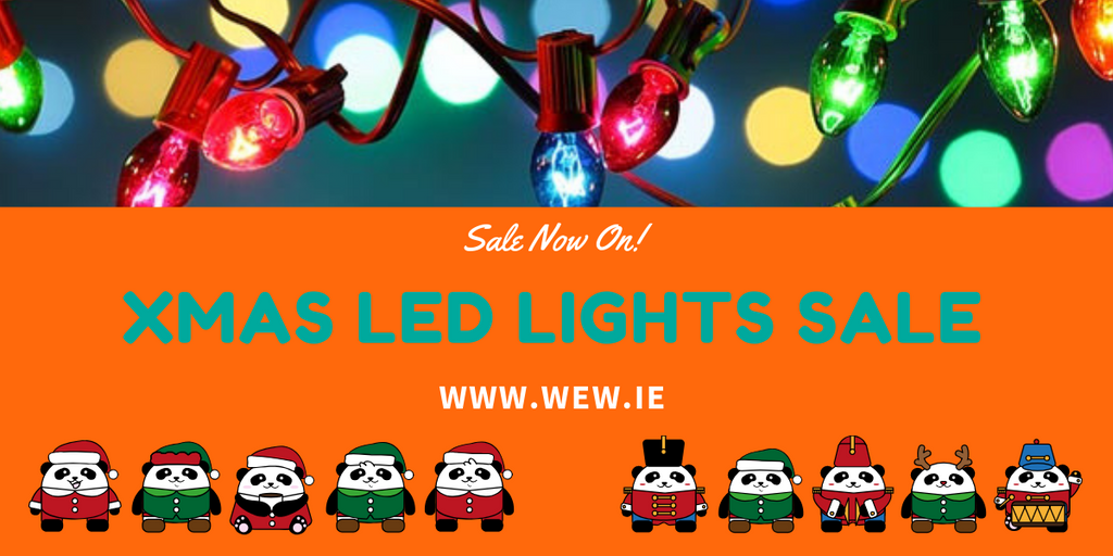 LED Christmas Lights Sale for Your Home or Office
