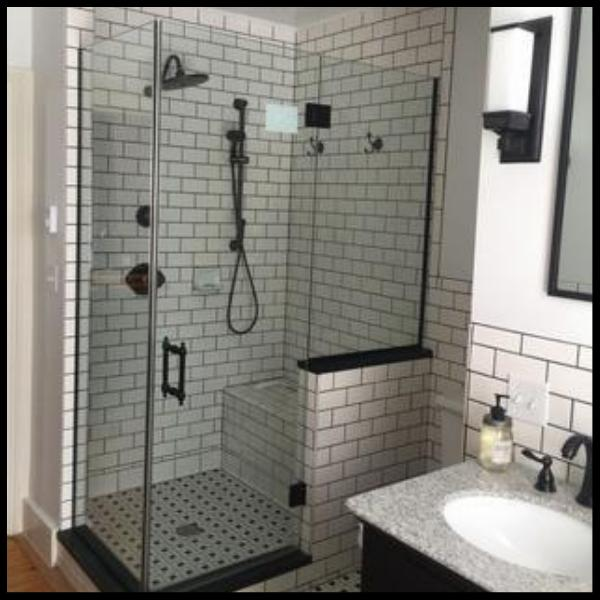 Showers, Bathroom Fixings & Accessories