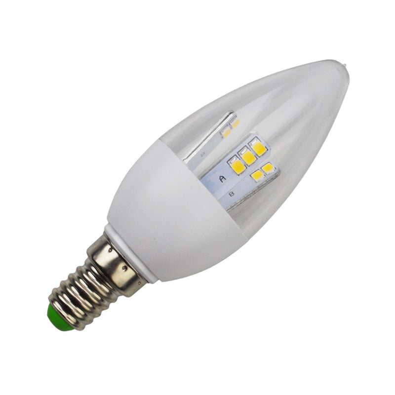 SOURCE DIMMABLE 5W CANDLE B15 400LM WW