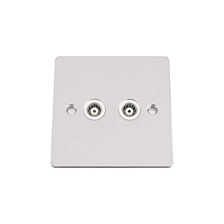 FLAT 2G TV POINT CHROME