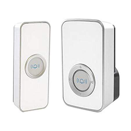DOOR CHIME WHITE