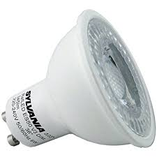 GU10 5WATT  LAMP SYLVANIA DIMMABLE WARM WHITE