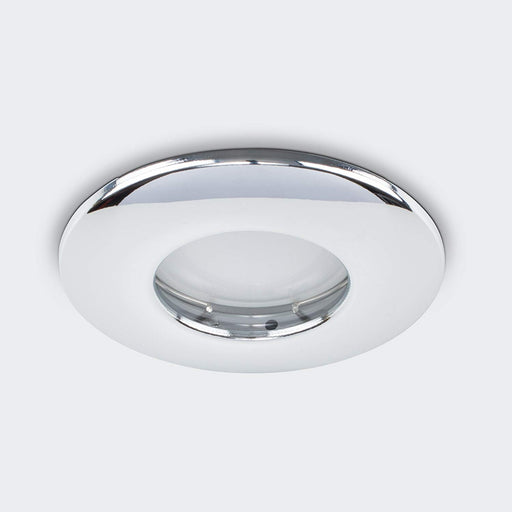 GU10 SHOWER D/LIGHT POLISHED CHROME