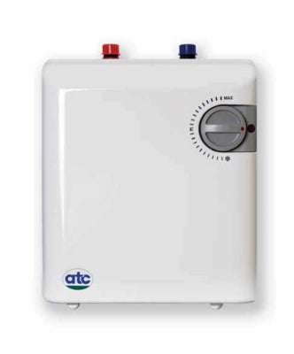 atc 10 Litre under sink water heater
