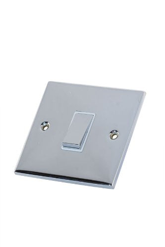 1GANG INTERMEDIATE SWITCH CHROME  Product Code: 21407