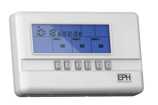 EPH Digital Heating Time Clock