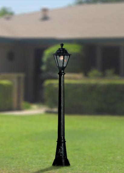 Fumagalli Artu Rut Lamp Post Garden Light