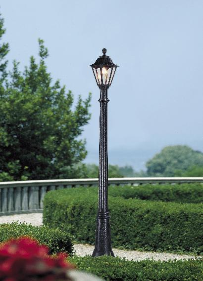 Fumagalli Gigi Rut Lamp Post Garden Light