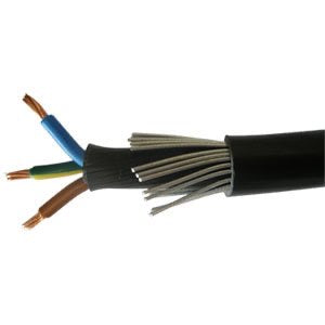 SWA CABLE 3 core 6.0  sq 1mtr