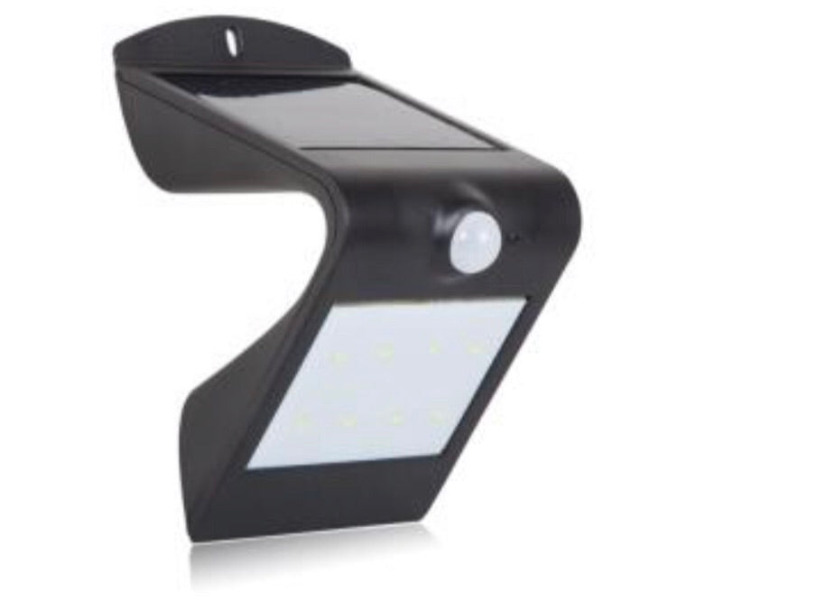 Solar flood light c/w sensor 1.5watts