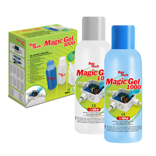Ray tech magic gel  1000ml mix