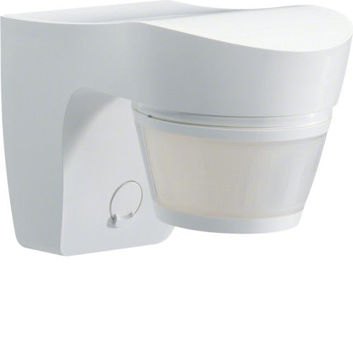 EE830 Motion detector infrared 200°, IP55, wall mounted, white