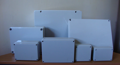 Junction Box 120 x 180 x 50 P4R