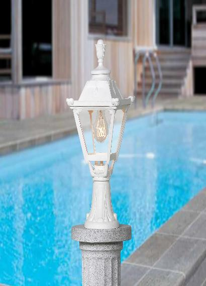 Minilot Golia Outdoor Pedestal Light
