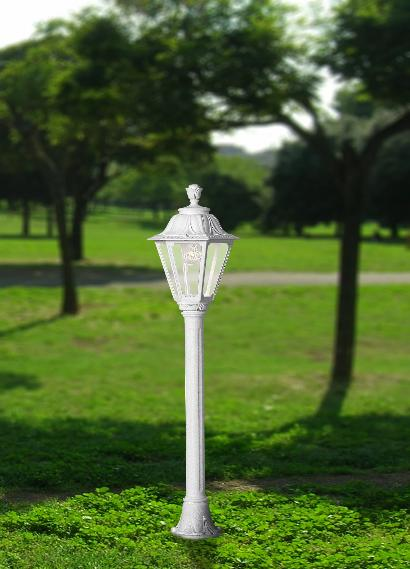 Fumagalli Mizar Rut Lamp Post Garden Light