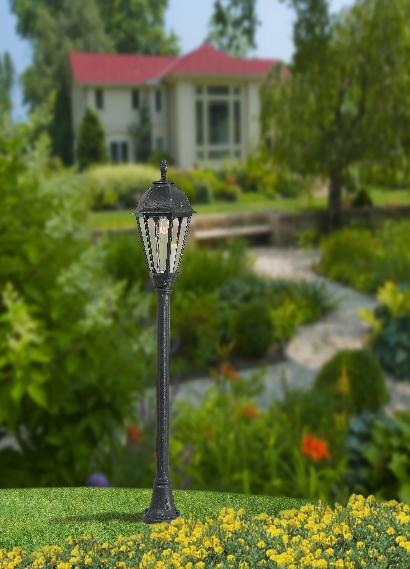 Mizar Salem Lamp Post Lantern Light
