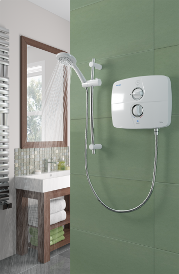 T90SR ELECTRIC PUMP SHOWER
