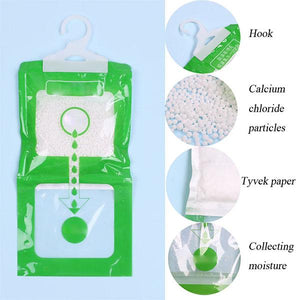Hanging Moisture Dryer Bags (2 PCS)
