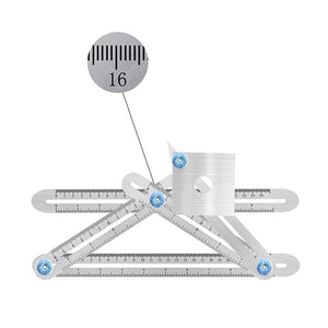 Multifunctional Measuring Ruler