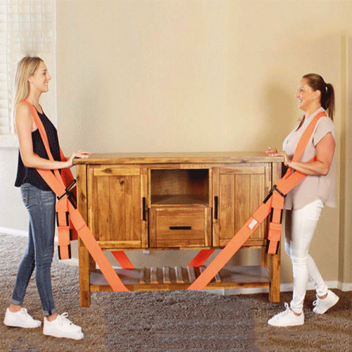 (80% OFF TODAY)Forearm Forklift Lifting and Moving Straps