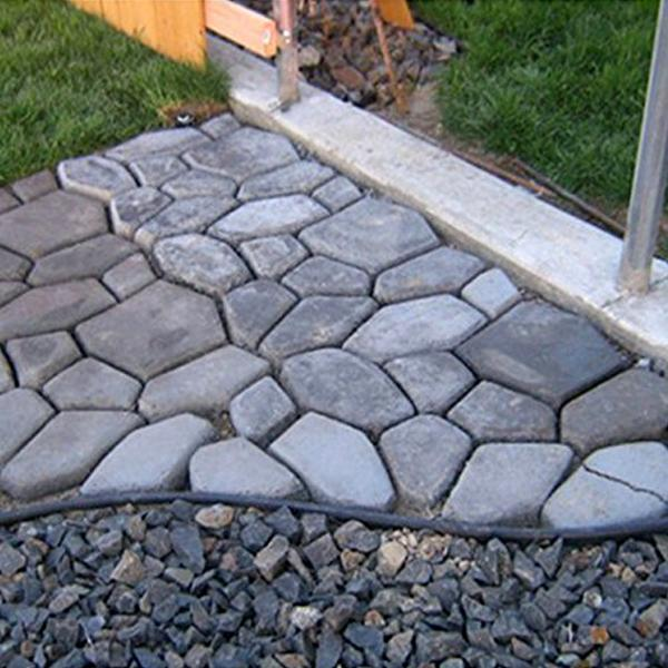 DIY Path Maker Garden Lawn Paving Concrete Mold