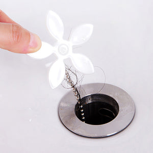 Drain Hair Catcher(4 Pcs)