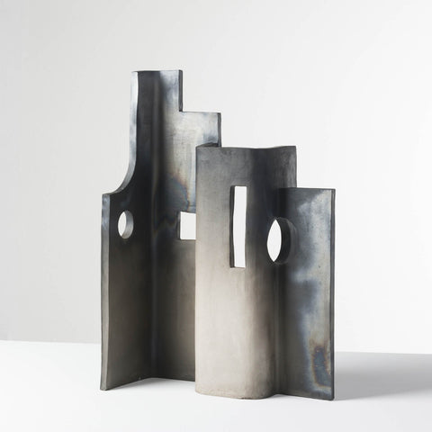 Artwork Black Tower Ceramics by artist Jane McKenzie