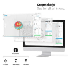 Load image into Gallery viewer, Snapmaker 3-in-1 3D Printer