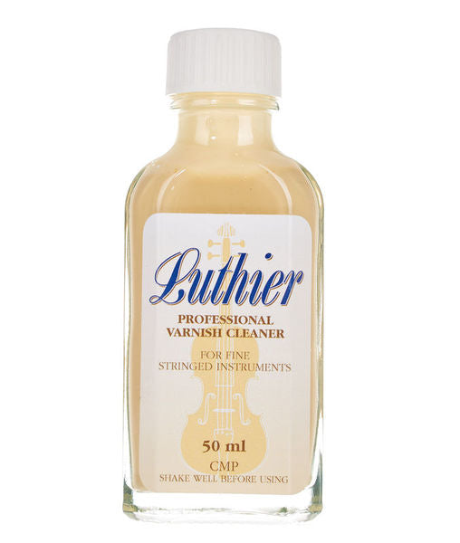 Luthier Varnish cleaner Violine 50ml