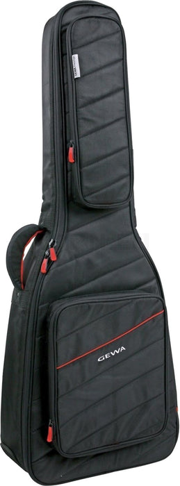 Gewa Konzert - Gitarrentasche Gig Bag Cross 30 schwarz 4/4