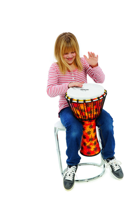 NINO Percussion Djembe - Small, Synthetikfell (NINO-PDJ1-S-F)