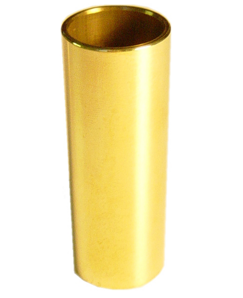 Dunlop Bottle Neck Brass Slide No. 222 - Musik-Ebert Gmbh