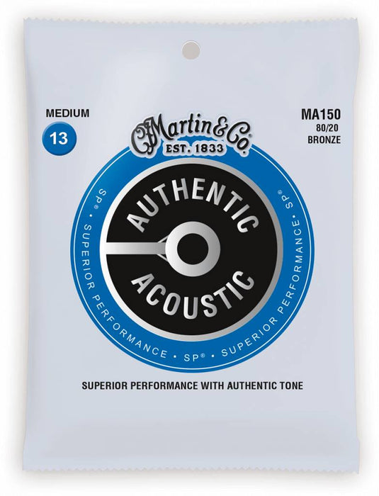 Martin Authentic Acoustic  Phosphor Bronze für Westerngitarre