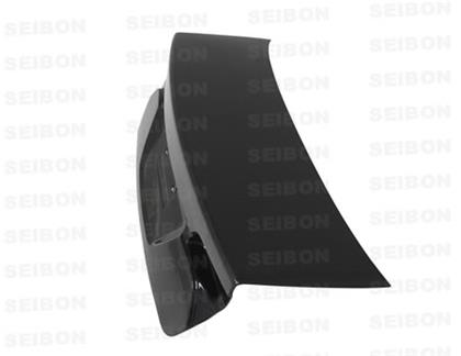 Seibon OEM Carbon Fiber Trunk Lid (06-11 Civic)-SAIKOSPEED