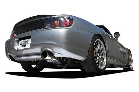 Greddy 76mm Revolution RS Exhaust (00-09 S2000)-SAIKOSPEED