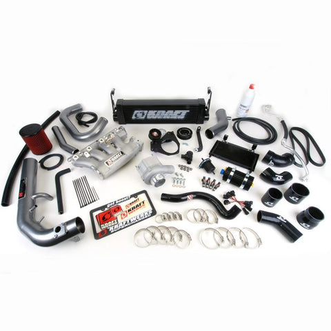 Kraftwerks Black Series Supercharger Kit (06-11 Civic Si)-SAIKOSPEED