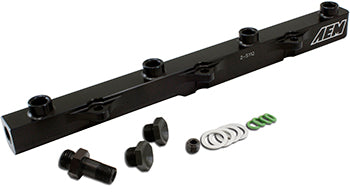 AEM Electronics High Volume Fuel Rail (00-05 S2000)-SAIKOSPEED