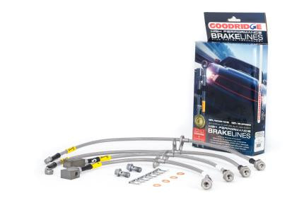 Goodridge SS Brake Lines (17+ Type R)-SAIKOSPEED