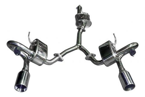 HKS Super Sound Master Cat-Back Exhaust (00-09 S2000)-SAIKOSPEED