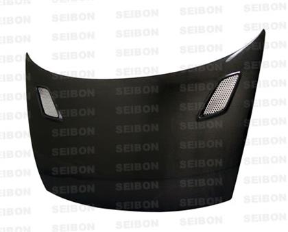 Seibon MG Carbon Fiber Hood (06-11 Civic)-SAIKOSPEED