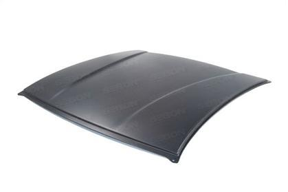 Seibon Dry Carbon Fiber Roof (17+ Type R)-SAIKOSPEED