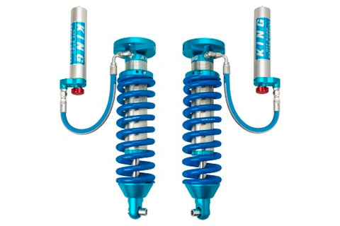 King Shocks Mitsubishi L200/Triton Front 2.5 Dia Coilover w/Adjuster (Pair)-SAIKOSPEED