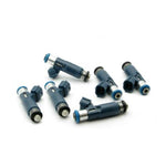 DeatschWerks 600cc Top Feed Injectors (09-20 370z)-SAIKOSPEED