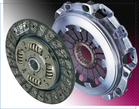 Exedy 1.5T Stage 2 Organic Clutch (16+ Civic)-SAIKOSPEED